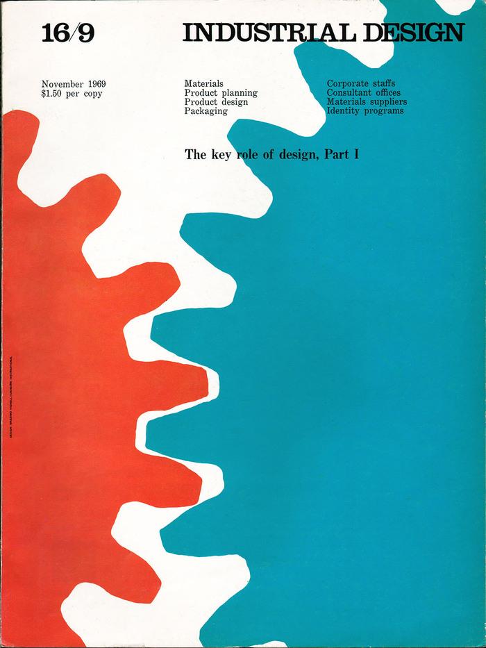 Industrial Design Magazine (1968–70) 2