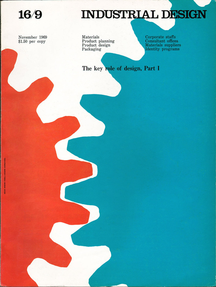 Industrial Design Magazine (1968–70) 2