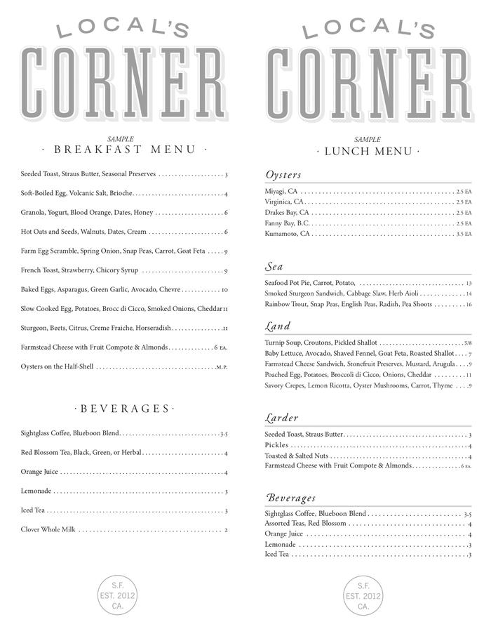 Local's Corner Restaurant 3