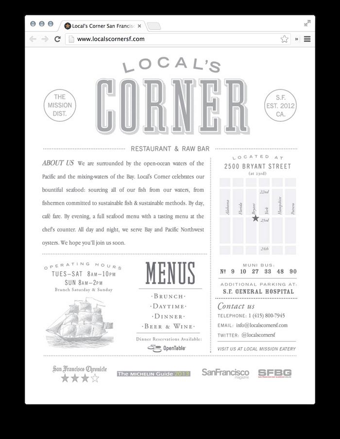 Local's Corner Restaurant 4