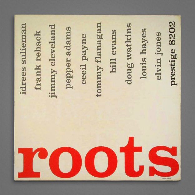 The Prestige All Stars –  ‎ Roots album art