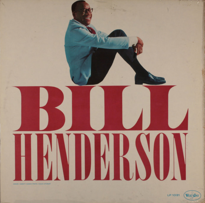 Bill Henderson (self-titled LP)