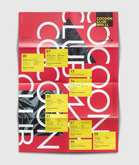 Cocoon Club: Monthly Program 2