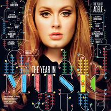 "<cite>Billboard</cite> Magazine, ""The Year in Music"" issue"
