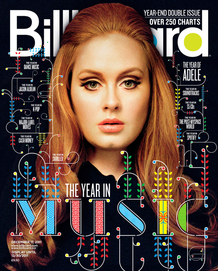 "Billboard Magazine, ""The Year in Music"" issue"