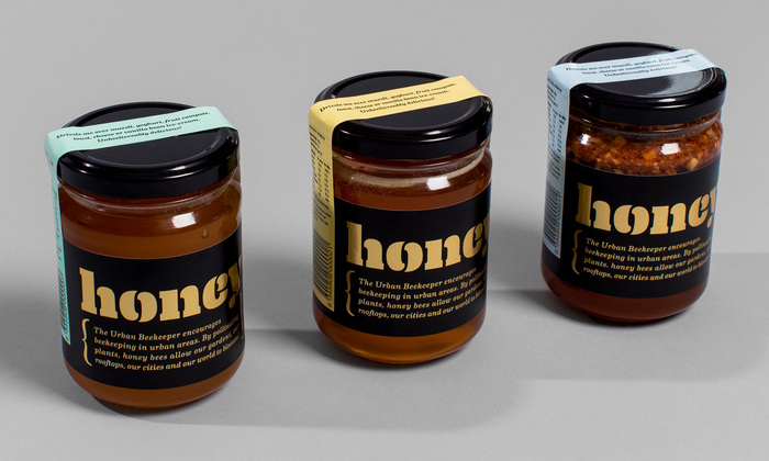 Urban Beekeeper Honey 1