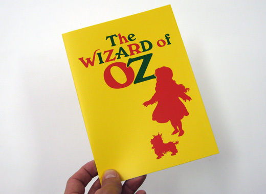 The Wizard of Oz exhibition, CCA Wattis 7