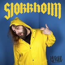 Kex Kuhl – <cite>Stokkholm</cite> album art