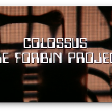 <cite>Colossus: The Forbin Project</cite> (1970) titles