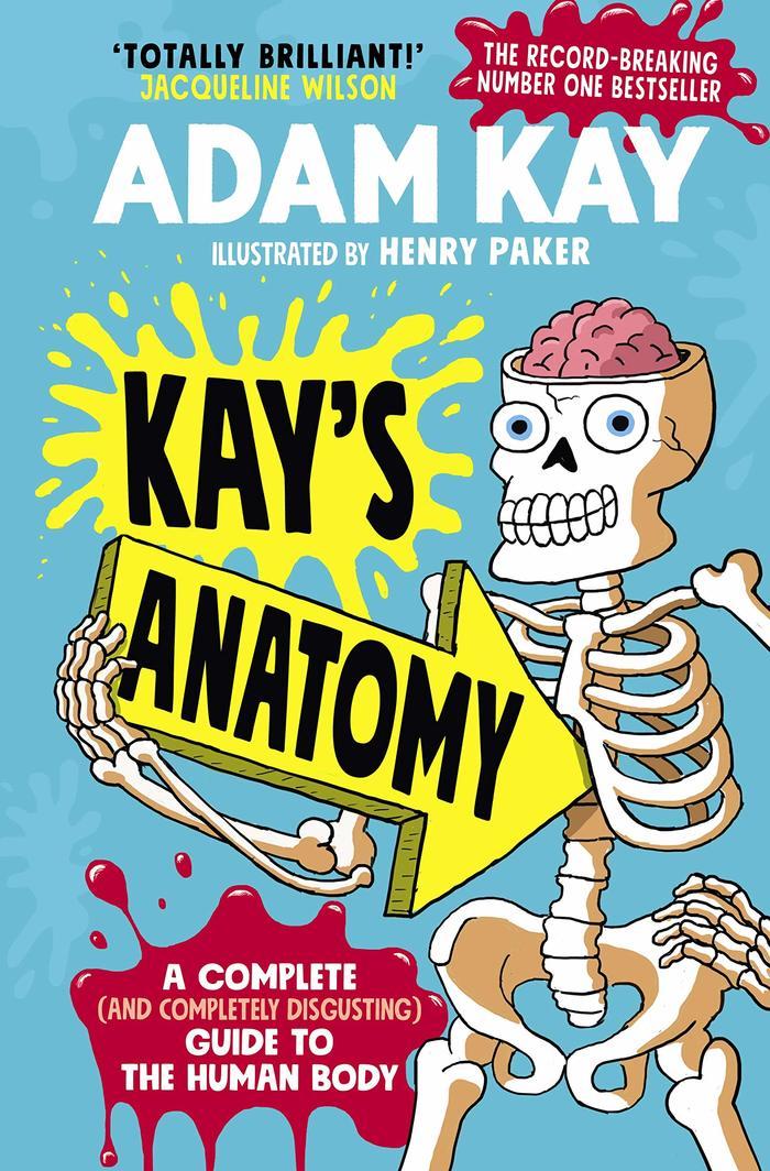 Kay's Anatomy by Adam Kay 1