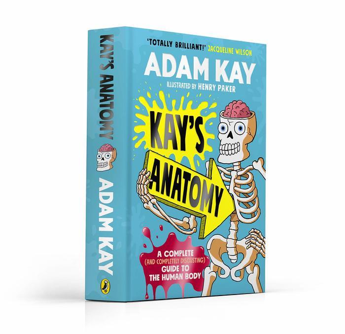 Kay's Anatomy by Adam Kay 2