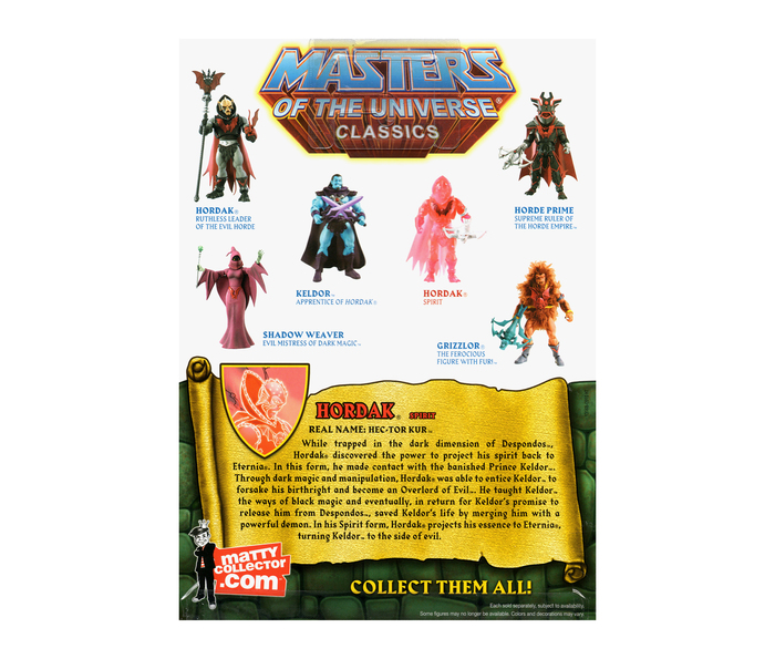 Masters of the Universe Classics action figures 9