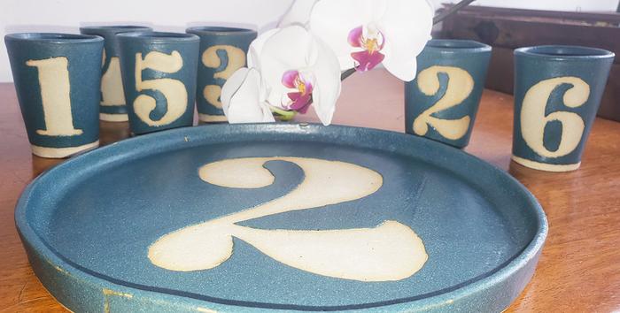 Carol Fazan handmade pottery 1