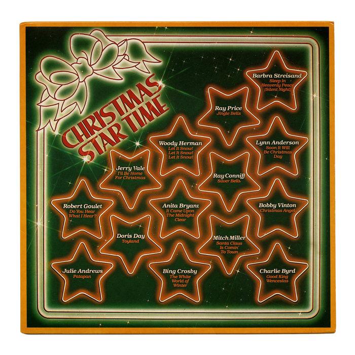 Christmas Star Time album art