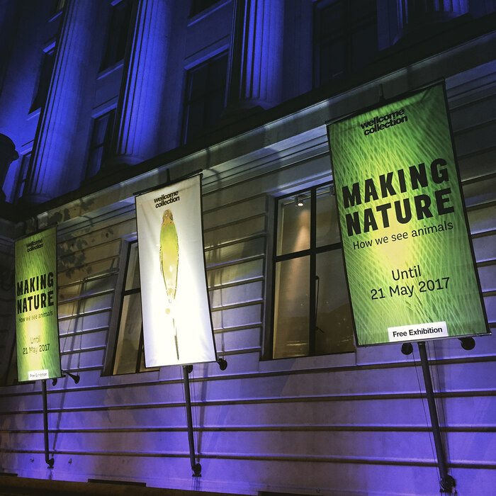 Making Nature: How We See Animals exhibition 4