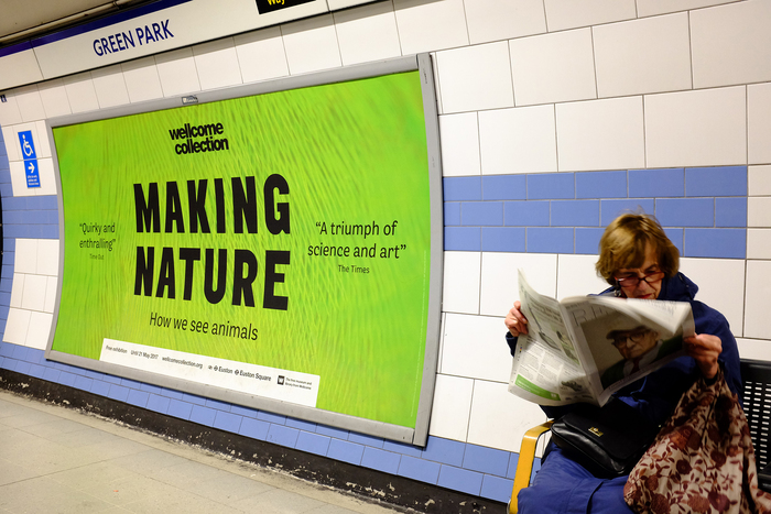 Making Nature: How We See Animals exhibition 5