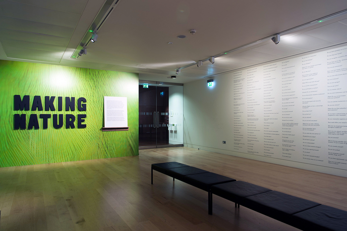 Making Nature: How We See Animals exhibition 2