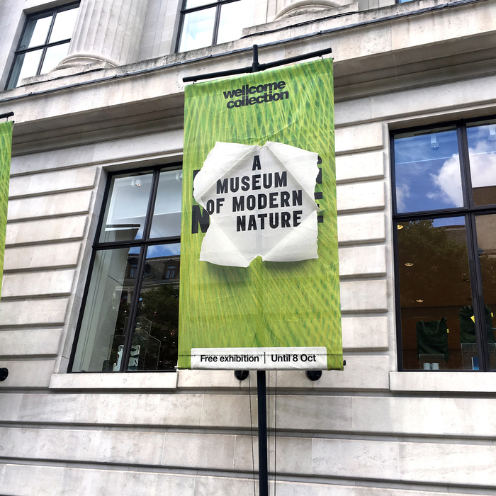 A Museum of Modern Nature exhibition 1