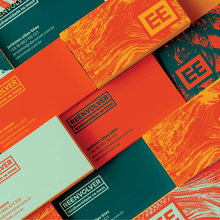 Reenvolver identity and packaging