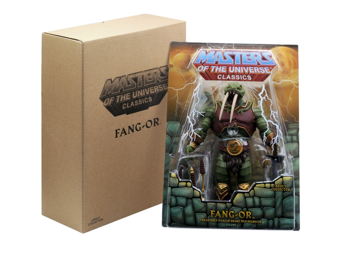 Masters of the Universe Classics action figures 10