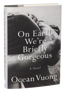 <cite>On Earth We're Briefly Gorgeous</cite> book jacket