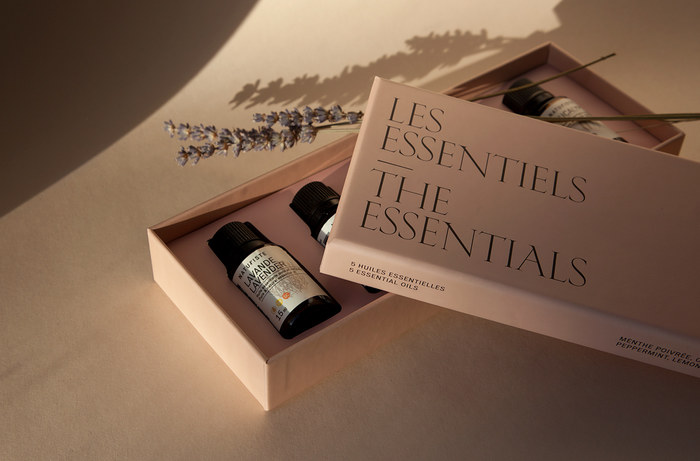 Naturiste Diffusers & Essential oils collection 3