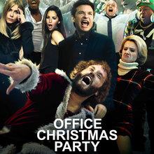<cite>Office Christmas Party</cite> (2016) movie posters