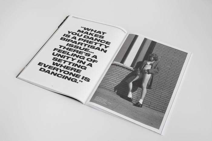 "Hommegirls magazine, Fall 2020 ""Volume Up"" 5"