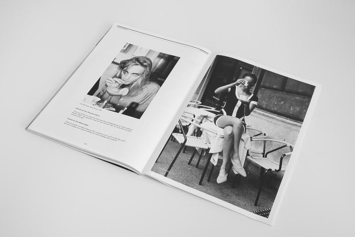 "Hommegirls magazine, Fall 2020 ""Volume Up"" 7"