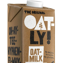 Oatly packaging, 2015–