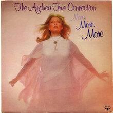 The Andrea True Connection – <cite>More, More, More </cite>album art