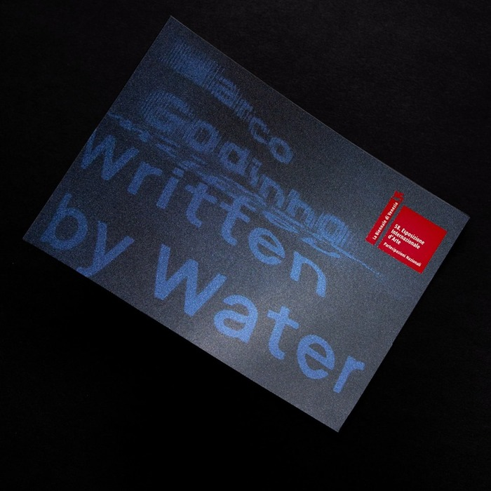 Written by Water 8