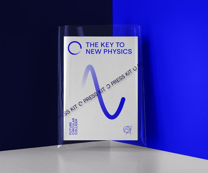 Future Circular Collider identity 5