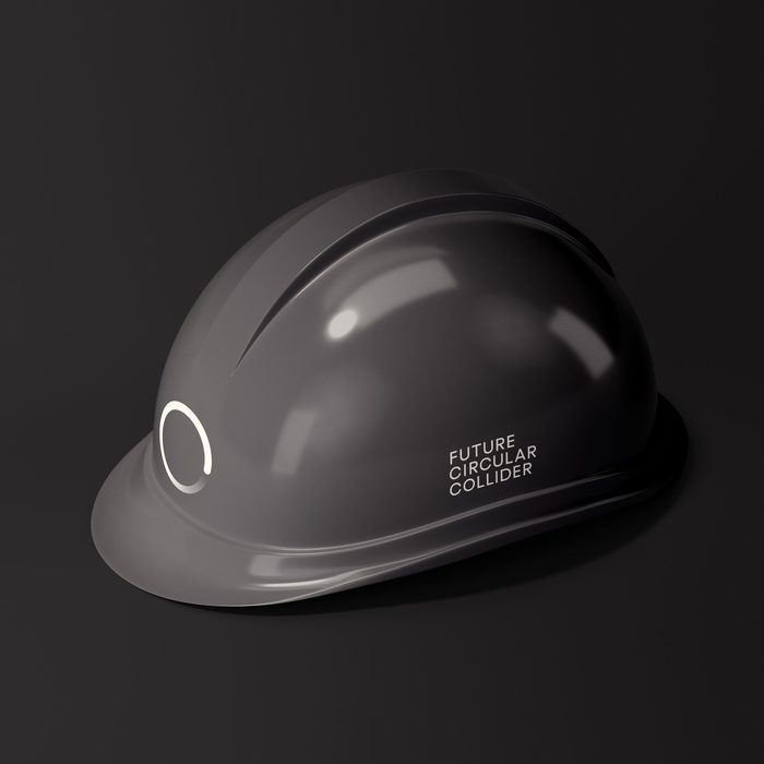 Future Circular Collider identity 6