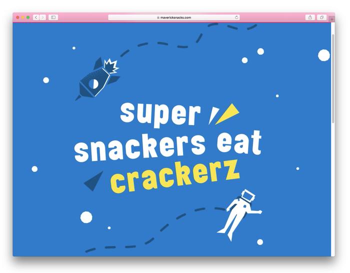 Mavericks snacks 6