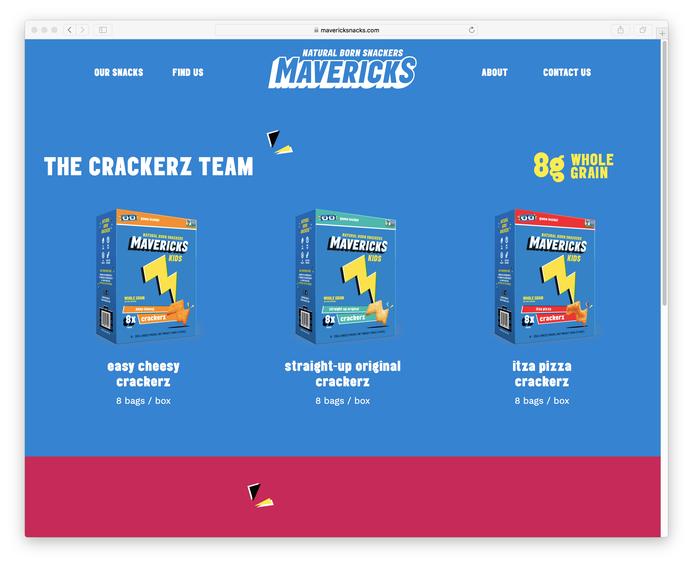 Mavericks snacks 9