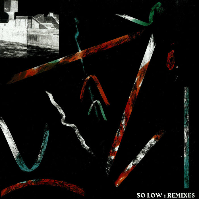 So Low Remixes — front cover