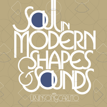 """Soul in Modern Shapes & Sounds"" poster for SubTone"
