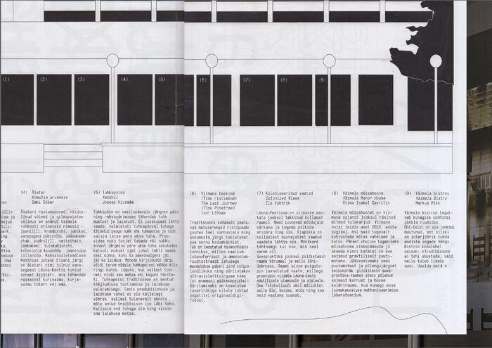 Lõuna exhibition visual system 3