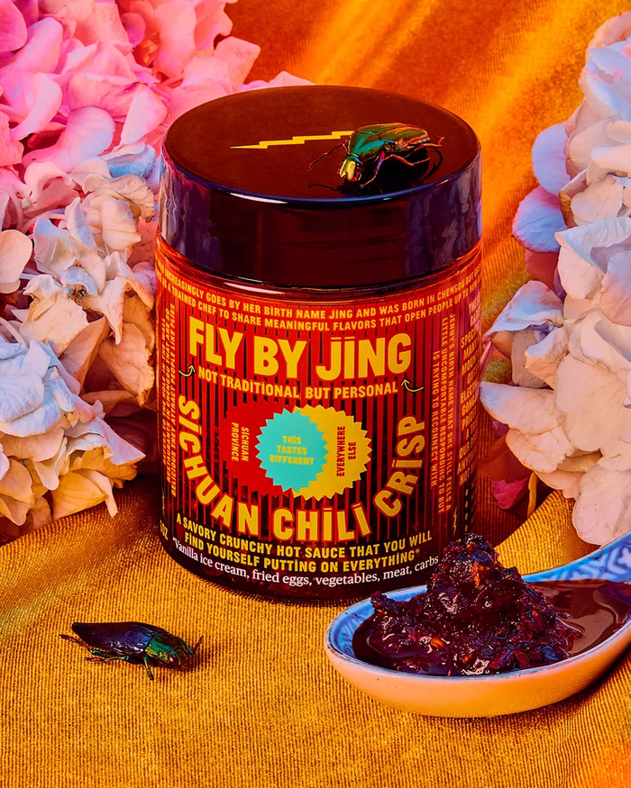 Fly by Jing packaging and website 1