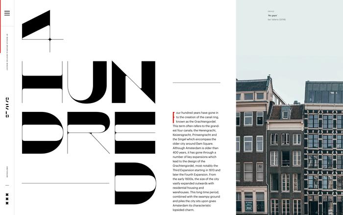 Amsterdam Canals website 8