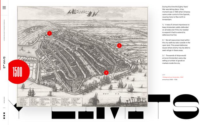 Amsterdam Canals website 9