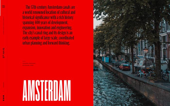 Amsterdam Canals website 4