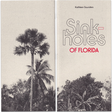 <cite>Sinkholes of Florida</cite> by Kathleen Saunders (Drum Machine Editions, 2020)
