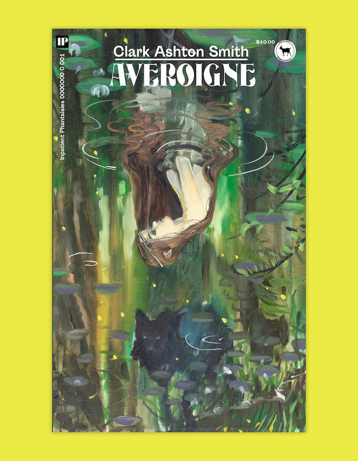 Averoigne by Clark Ashton Smith (Inpatient Press) 1