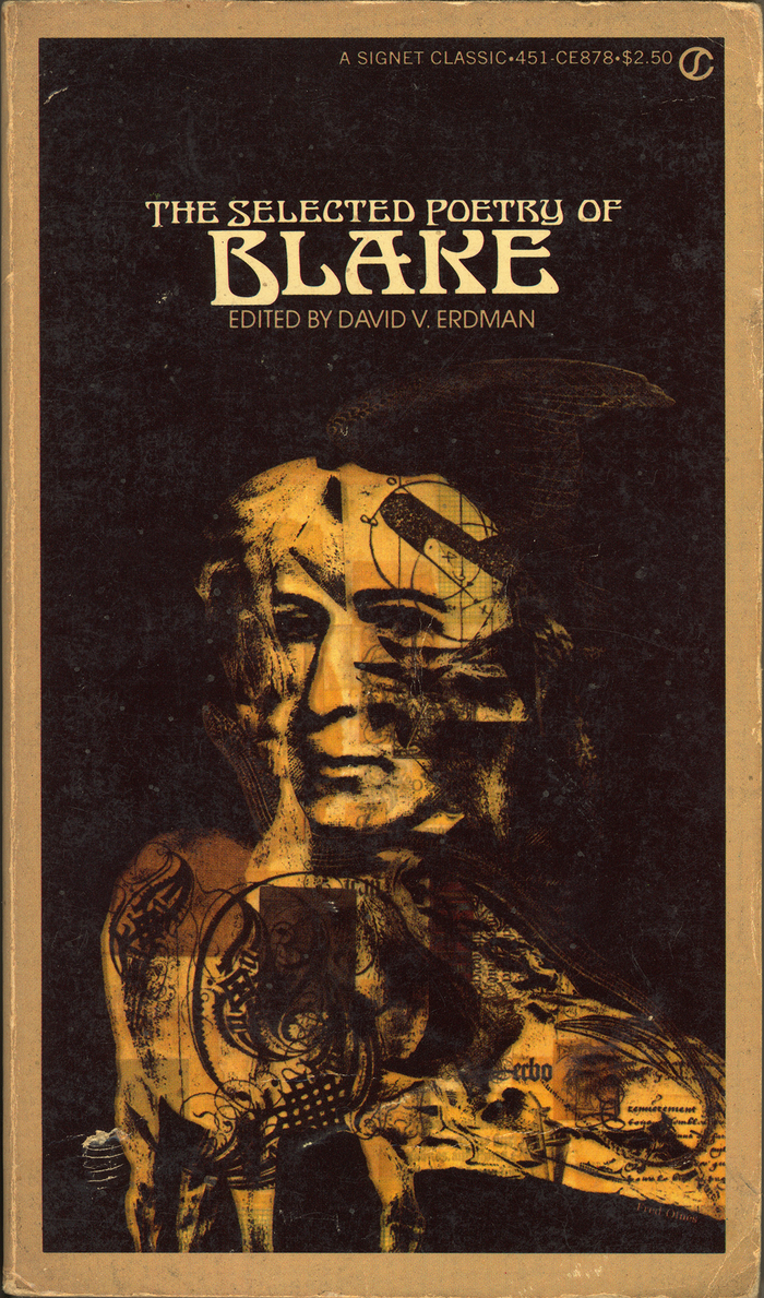 The Selected Poetry of Blake by David V. Erdman (Signet)