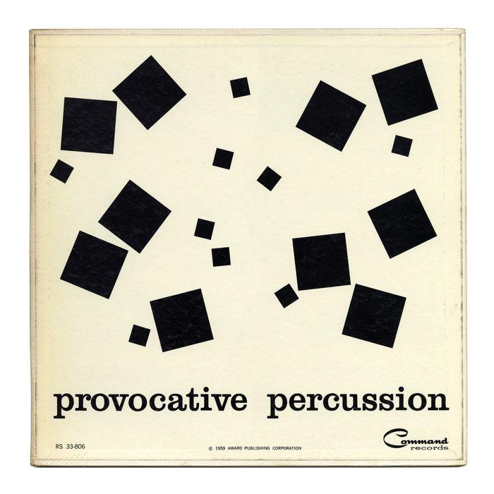 Percussion series album art (Command Records) 7
