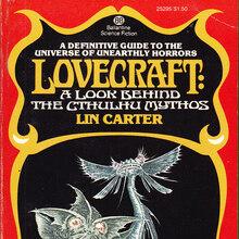 H.P. Lovecraft / Cthulhu Mythos paperback series (Ballantine, 1976)