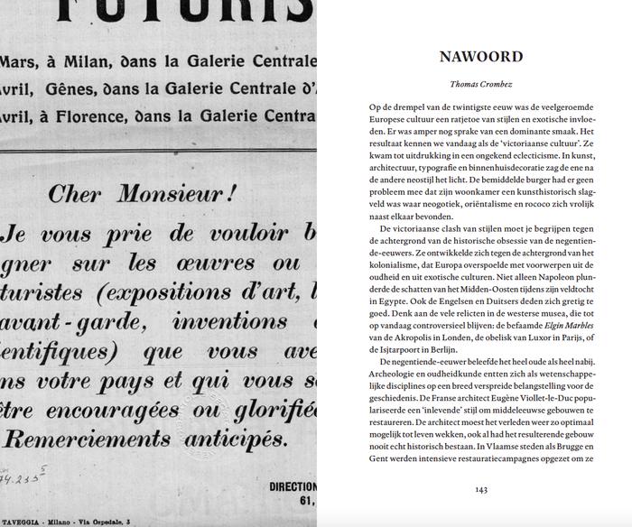 F. T. Marinetti – Futuristische Manifesten (Letterwerk) 4