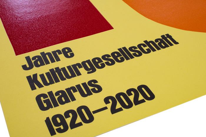 100 Jahre Kulturgesellschaft Glarus 6
